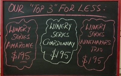 Special Offers on our Top Three!
